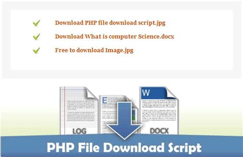 tutorial php download file vasplus programming blog php file download script