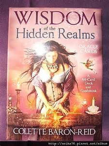 wisdom of the hidden realms oracle cards by colette baron wisdom of the hidden realms oracle cards seika 幻 想 天 空