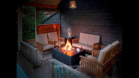 loungefire table rauchfreies ambiente gasfeuer f 252 r - Gasfeuer Garten