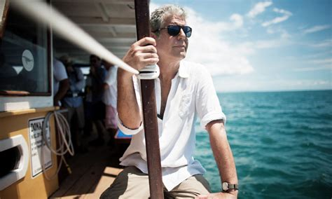 anthony bourdain and tre cool the that inspire anthony bourdain cool material
