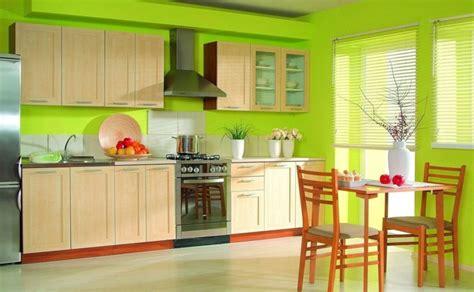 bloombety kitchen design with green wall paint color cocinas pintadas con los colores de moda 50 ideas