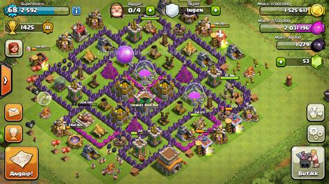 layout for town hall 8 clash of clans tips town hall level 8 layouts part 2