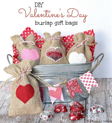 valentines day gift bags 20 adorable diy containers for a sweet valentines day