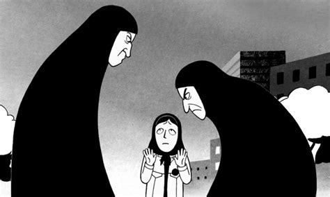 film cartoon islamic sex violence and radical islam why persepolis belongs
