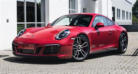 Porsche 991 Power Kit by Techart Launches Power Kit For Porsche 991 2 Gts