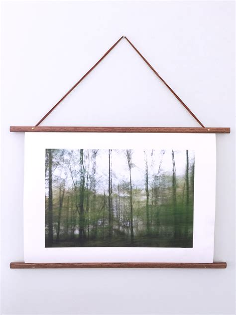 diy poster frame hang your favorites with these 22 diy poster frames