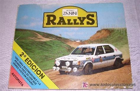 libro siroco antonio zanini rallys ediciones sirocco 198 comprar cat 225 logos publicidad y libros de