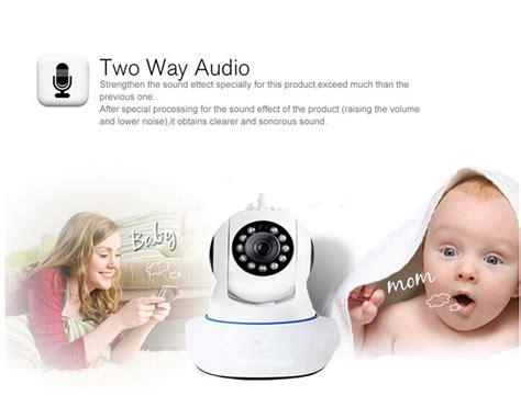 Kamera V380 Wifi Hd720 P2p Cctv Berkualitas Terbaik Murah best ct v380 wifi hd720 p2p cctv with 2 way audio motion sensor alarm and micro sd slot