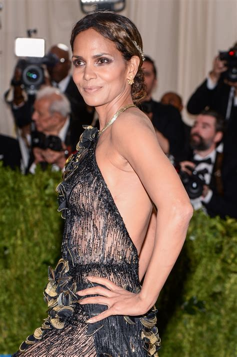 Halle Berry by Halle Berry At Met Gala In New York 05 01 2017