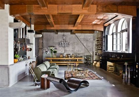 a 2 150 square foot loft with an eclectic interior in budapest