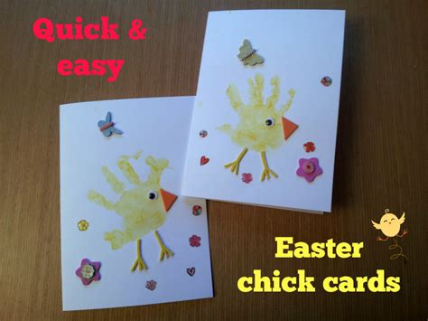 easy easter cards to make easy easter cards mummy s to do list