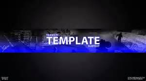 Yt Banner Template by Fully Customizable Yt Banner Template