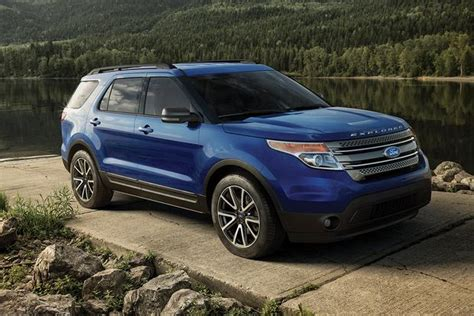 2016 Ford Explorer Review by 2016 Ford Explorer Review And Changes Ford Auto Reviews