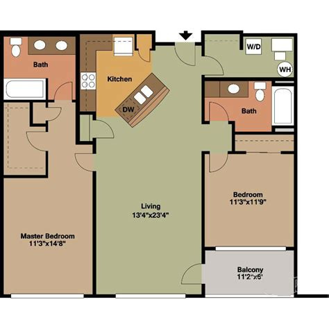 square bathroom floor plans floor plan style a2 jackson square