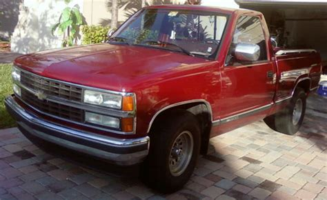 1990 Chevy Silverado 1500 Pickup