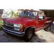 1990 Chevy Silverado 1500 Pickup