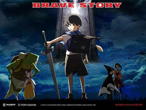brave story brave story madman entertainment