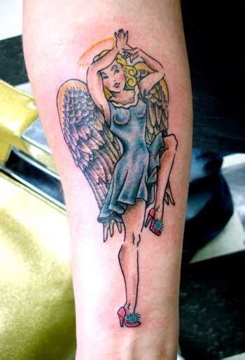 tattoo angel pin up looking for unique pin up tattoos tattoos angel pin up girl