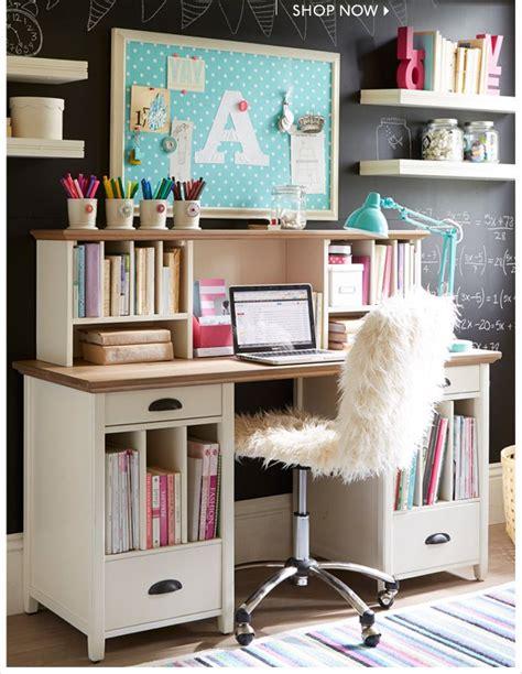 teen desk with hutch stylish teen desks teen desk pb teen and chalkboard walls