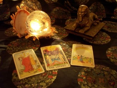 tarot readings peace of mind books