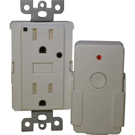 eco shark energy saving 15 duplex outlet with remote