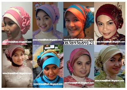 tutorial jilbab pesta kombinasi tutorial jilbab cara memakai jilbab model tumpuk silang