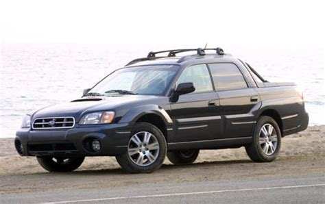 baja subaru 2006 subaru baja information and photos zombiedrive
