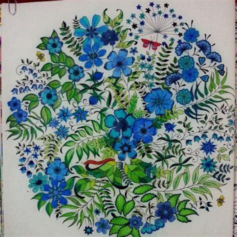 mandala coloring book secret garden johanna basford colouring gallery ani sever secret