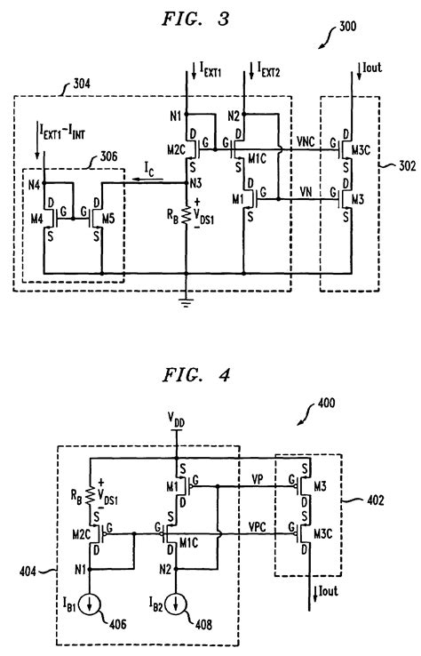 high voltage transistor cascode patent us7208998 bias circuit for high swing cascode current mirrors patents