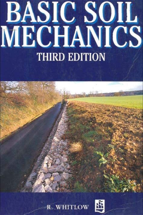 free water engineering books pdf soil mechanics 3rd edition by r whitlow pdf