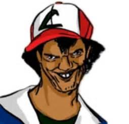 Ash Ketchum Meme - dat ash face