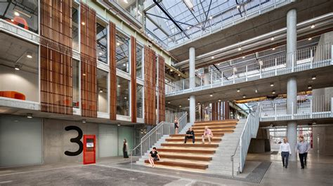Safe Used Cars For College Students by Mph Architects Re Use Car Factory To Create Sustainable
