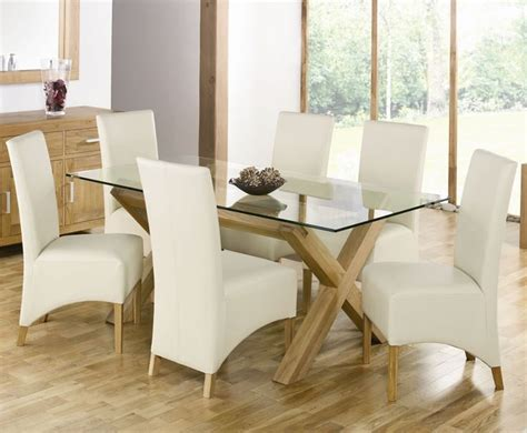 glass top dining room table sets 16 best wood tables images on pinterest wood tables