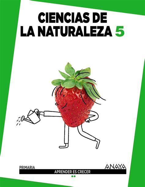 libro aprender es crecer en comprar libro 5pri ciencias naturales aprender es crecer
