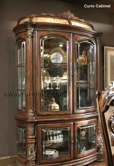 curio cabinet with lighting box