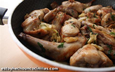 cuisine un lapin recette de lapin 224 l ail cuisine espagnole