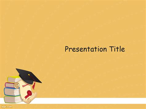 template ppt kartun free download powerpoint template background free download 01