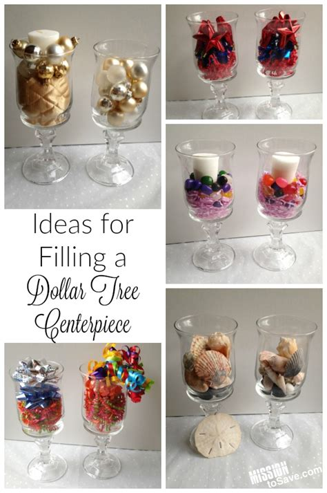 tree centerpiece ideas easy fall home decor with a dollar tree centerpiece