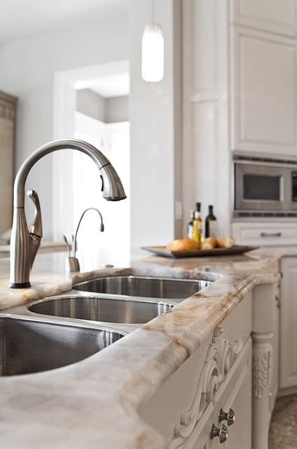 white sink kitchen renovation st louis mo