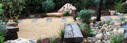 australian native garden design construction pictures to