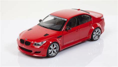 lumma design merchandising model cars bmw m5