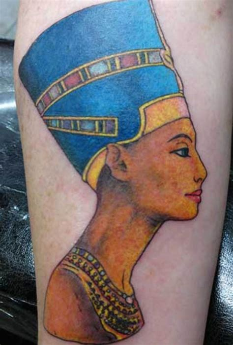 nefertiti tattoos nefertiti pictures at checkoutmyink