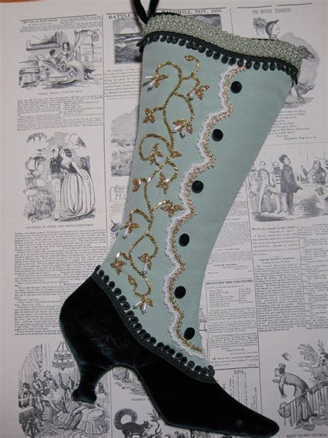 free pattern for victorian christmas stocking christmas stockings on pinterest 70 pins on christmas