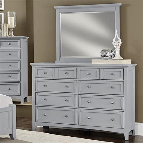 Gray Bedroom Dressers by Really Outstanding Minimalist Design Grey Dressers