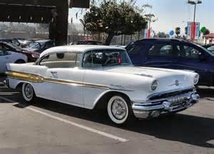 1957 Pontiac Chieftain Photo 1957 Pontiac Chieftain 2d Htp White Fvr