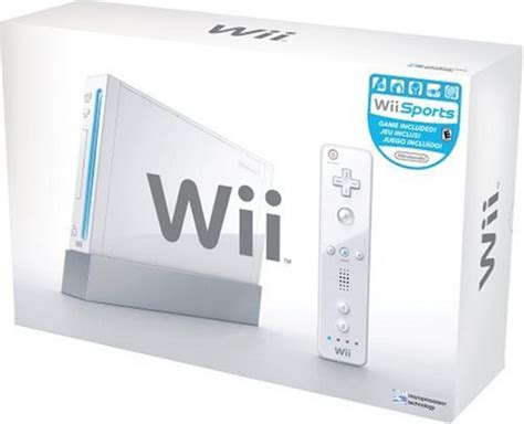 cost of wii console how much does a nintendo wii cost money