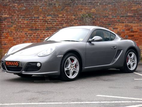 Pre Owned Porsche Cayman by Pre Owned Porsche