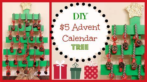 easy to make advent calendar diy 5 advent calendar tree missjenfabulous
