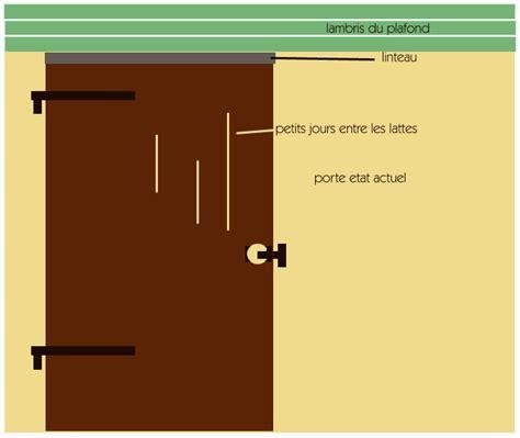 doubler porte en bois forum menuiseries int 233 rieures