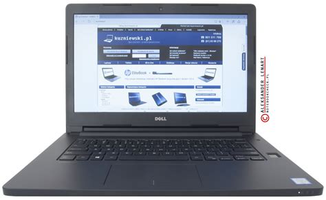 Dell Latitude 3470 recenzja dell latitude 3470 notebookcheck pl